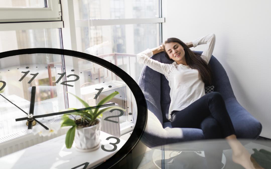 Conoce los 5 consejos definitivos para tener más tiempo libre.
